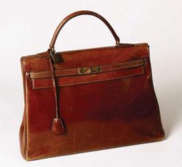 Легендарная сумка Kelly от Hermes
