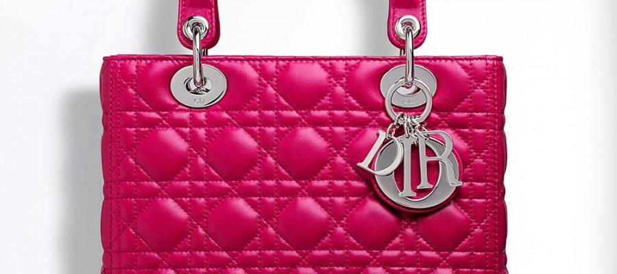 Путеводитель по сумкам: женские сумки от Christian Dior