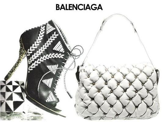 Естественный шик от Balenciaga