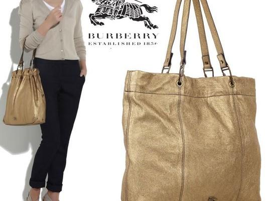 Burberry: функциональность и роскошь