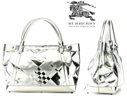 Ультрасовременная сумка от Burberry