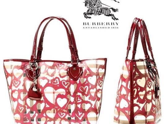 День Святого Валентина от Burberry