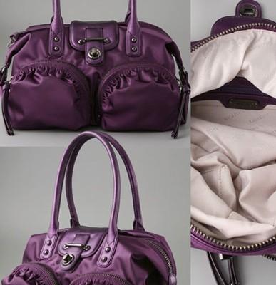 Botkier: атласная сумка Bianca Satchel