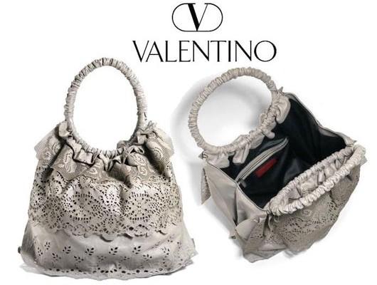 Valentino: кружево forver