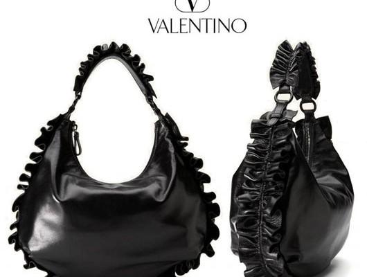 Valentino уходит в сторону
