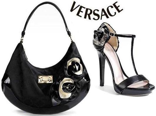 Versace: элегантность, и ещё раз элегантность