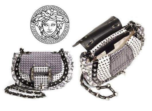 Бабочки и подковы от Versace