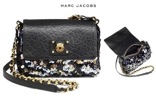Marc Jacobs: в блестящем мини