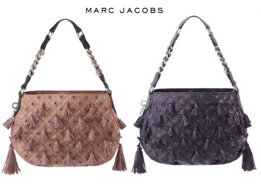 Сумочки с кисточками от Marc Jacobs