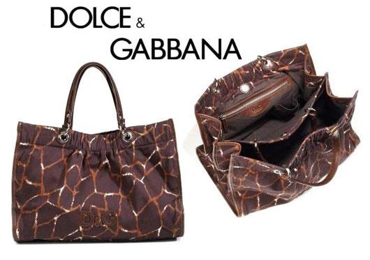 Dolce & Gabbana: жирафа вызывали?