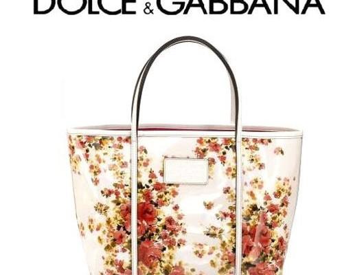 Dolce & Gabbana: новый цветочный стиль