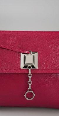 Zac Posen: сумка Carine Lock