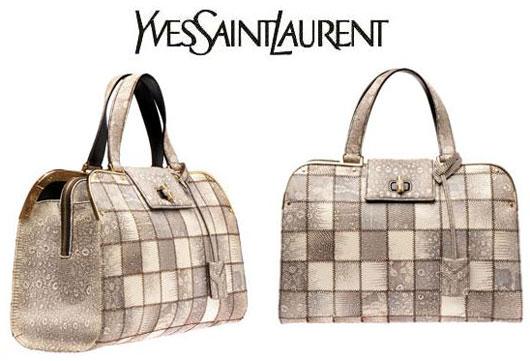 Пэчворк от Yves Saint Laurent