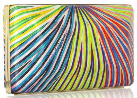 Roberto Cavalli: яркая летняя сумочка