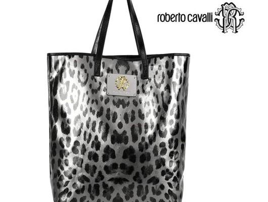 Роскошный шоппер от Roberto Cavalli