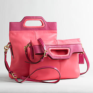Очаровательная сумка Coach