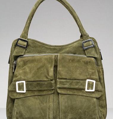 Замшевая сумочка Vanessa от Kooba