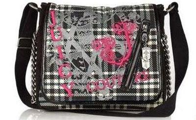 Juicy Couture: сумка для студенческих будней