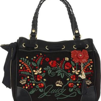 Juicy Couture: сумка, вызывающая зависть