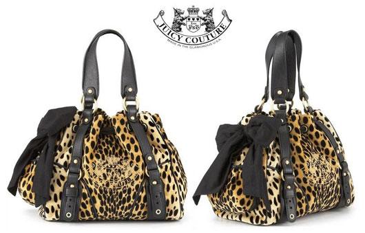 «Мечтательная» сумка от Juicy Couture