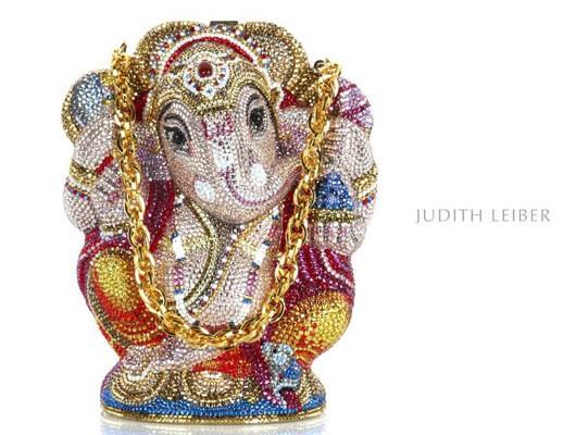 Judith Leiber обратилась к индийской мифологии!