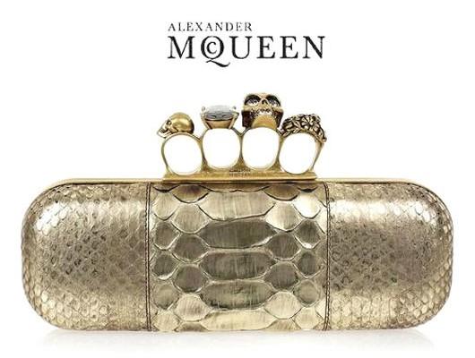 Знаковый проект Alexander McQueen