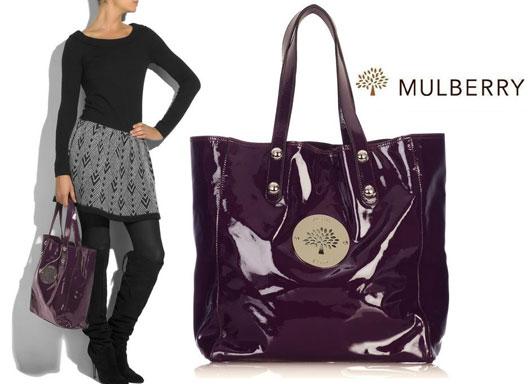 Mulberry: будь на пике моды!