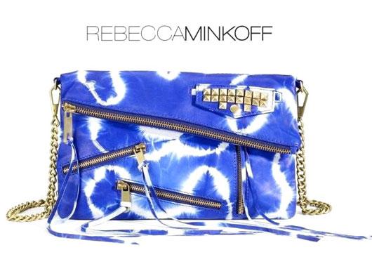 Богемная сумочка от Rebecca Minokoff