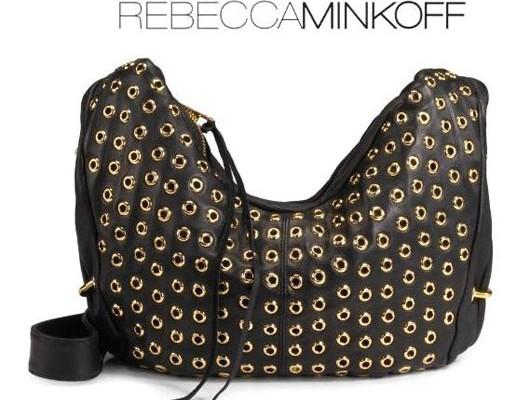 Рокерская сумка от Rebecca Minkoff