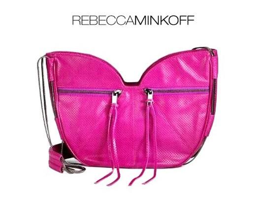 Сердечная сумка Rebecca Minkoff