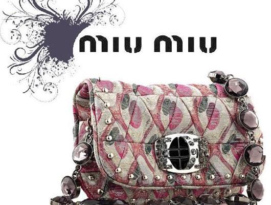Драгоценность от Miu Miu