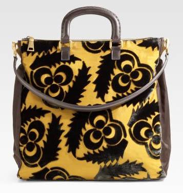 Удивительная сумка от Prada