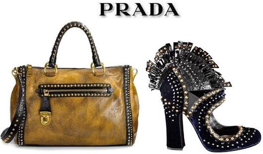 Сложный выбор между Prada и… Prada!?