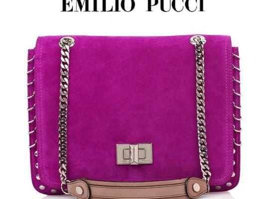 Emilio Pucci делает ставку на цвет