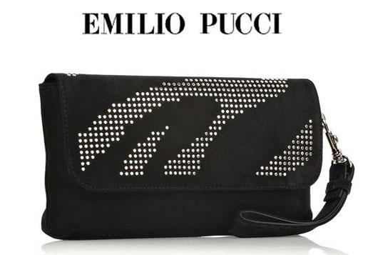 Emilio Pucci: замша и заклепки