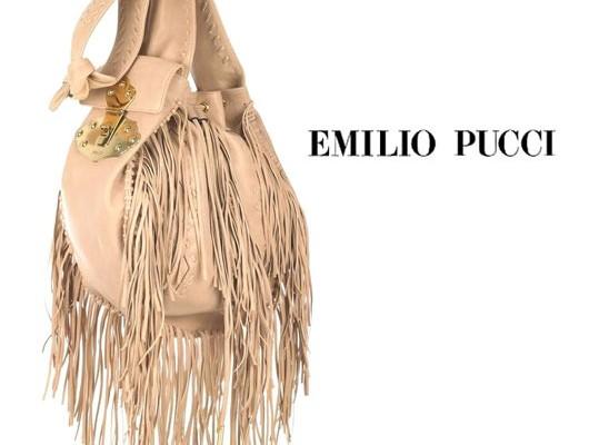 Emilio Pucci: сложный бохо-шик