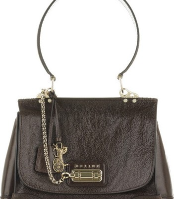 Сумка Les Cuirs Sulky Tarpan Shoulder Bag от Celine