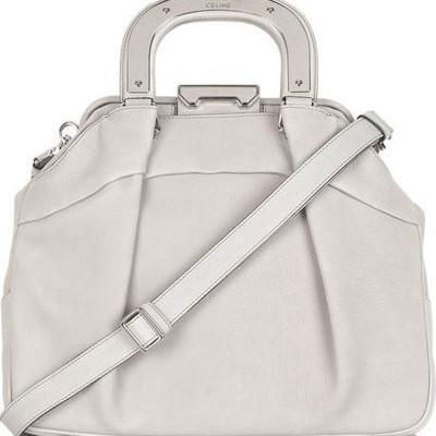 Celine: Boston Frame Bag