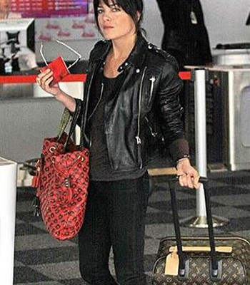 Сельма Блэр  с сумкой от Marc Jacobs