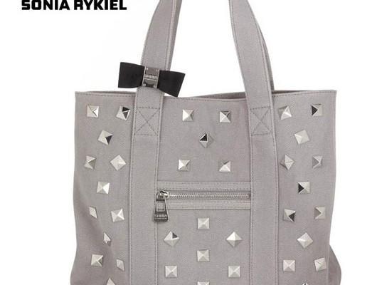 Практичная сумка от Sonia Rykiel