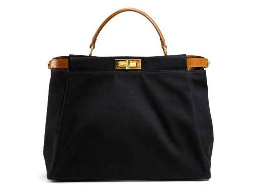 Новая версия сумки Peekaboo от Fendi