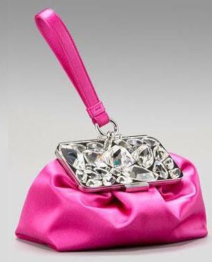 Вечерняя сумочка от Salvatore Ferragamo