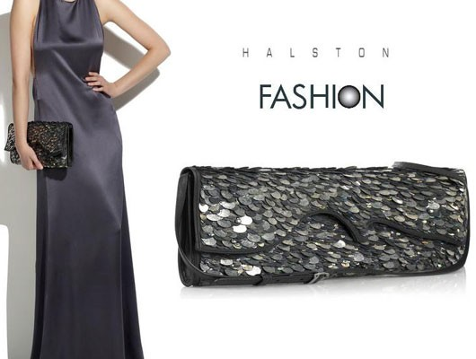 Блеск и гламур от Halston