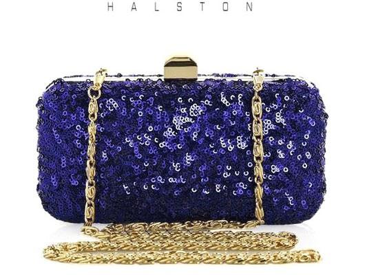 Вечерний клатч от Halston