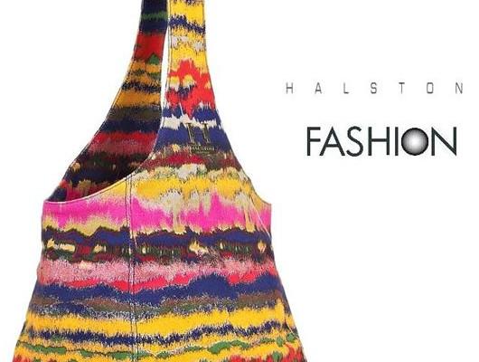 Halston: летняя, яркая