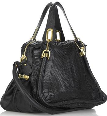 Chloe: сумка Paraty