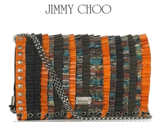 Сумка Cristina от Jimmy Choo