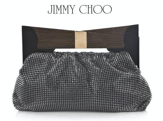 Опасный клатч от Jimmy Choo